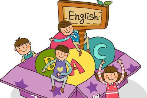 английский +для детей договорки