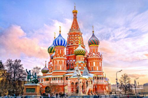 Russia — Россия (английский топик с переводом).