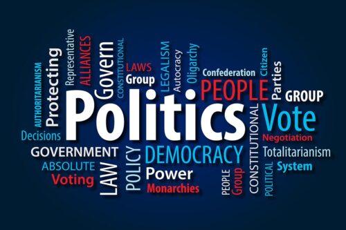 английский слова +на тему политика